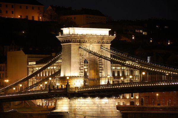 Budapest Brücke