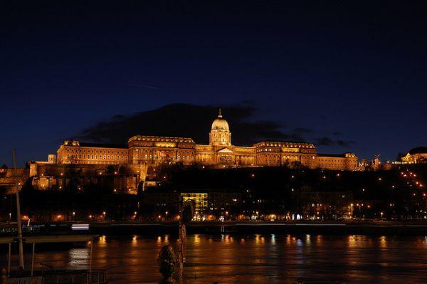Budapest Schloss