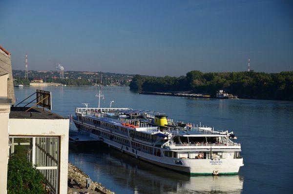 Ungarn Donau
