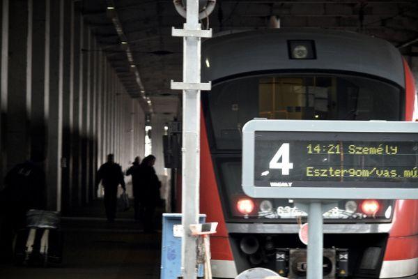 Ungarn Zugverbindungen