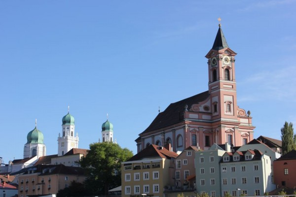 St. Paul Kirche in Passau