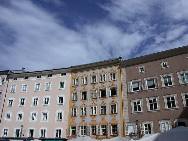 Geburtshaus Mozart
