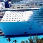 Die fünf größten Kreuzfahrtschiffe der Welt