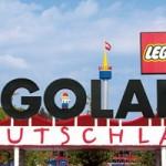 Freizeitpark: Tageskarte Legoland Deutschland für 24 Euro
