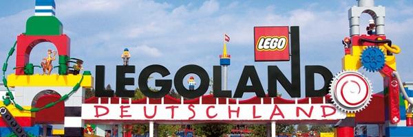 Legoland Tageskarte