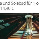 Tageskarte Königstherme in Königsbrunn für 14,90 Euro