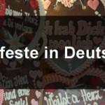 5 beliebte Volksfeste in Deutschland