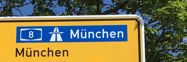 München Orte